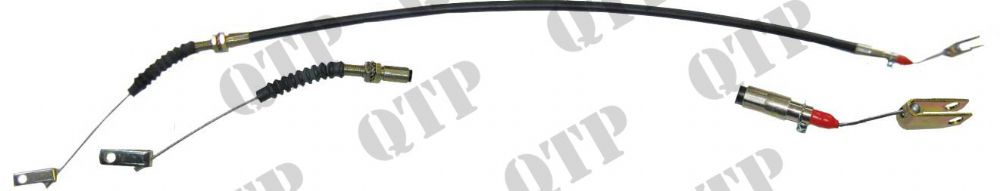 Foot Throttle Cable 5400 6400 4 Cylinder